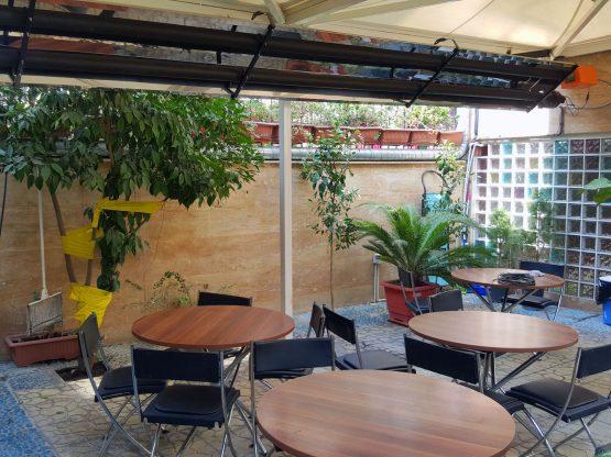 گرمایش رستوران شورای شهر